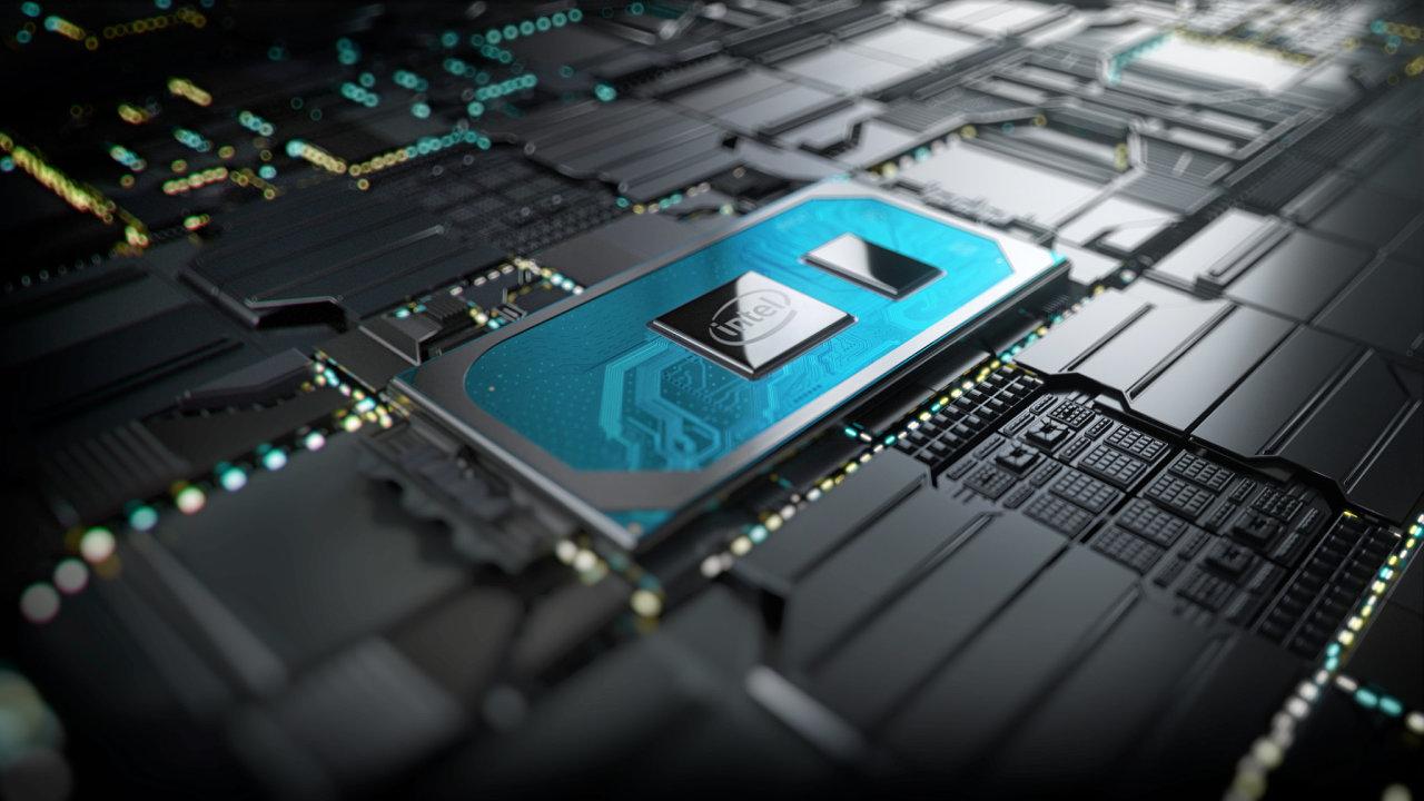 Procesor Intel Core 10. generace v základní desce