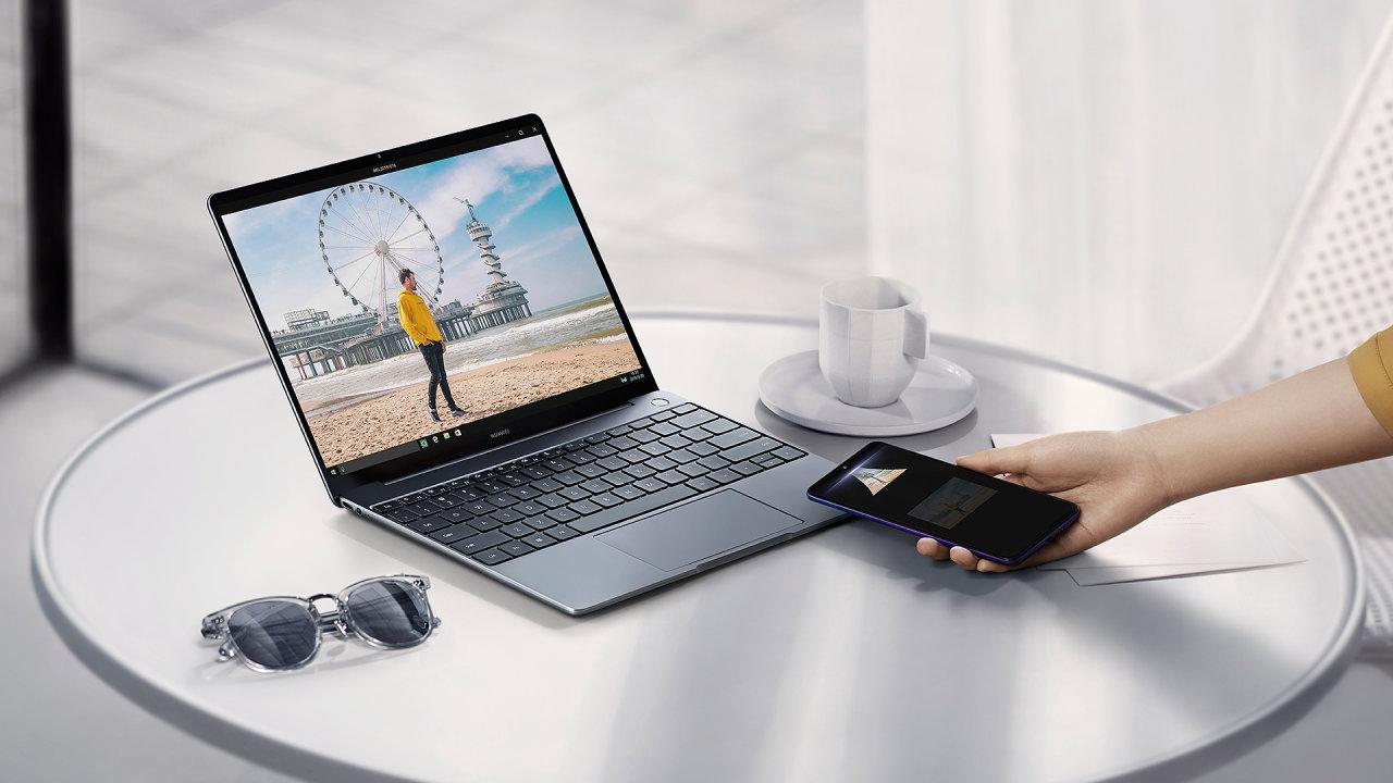 Huawei Matebook 13 se povedl z pohledu designu i výkonu
