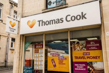 Společnost Thomas Cook byla založena v roce 1841 a patří mezi nejstarší cestovní kanceláře na světě.