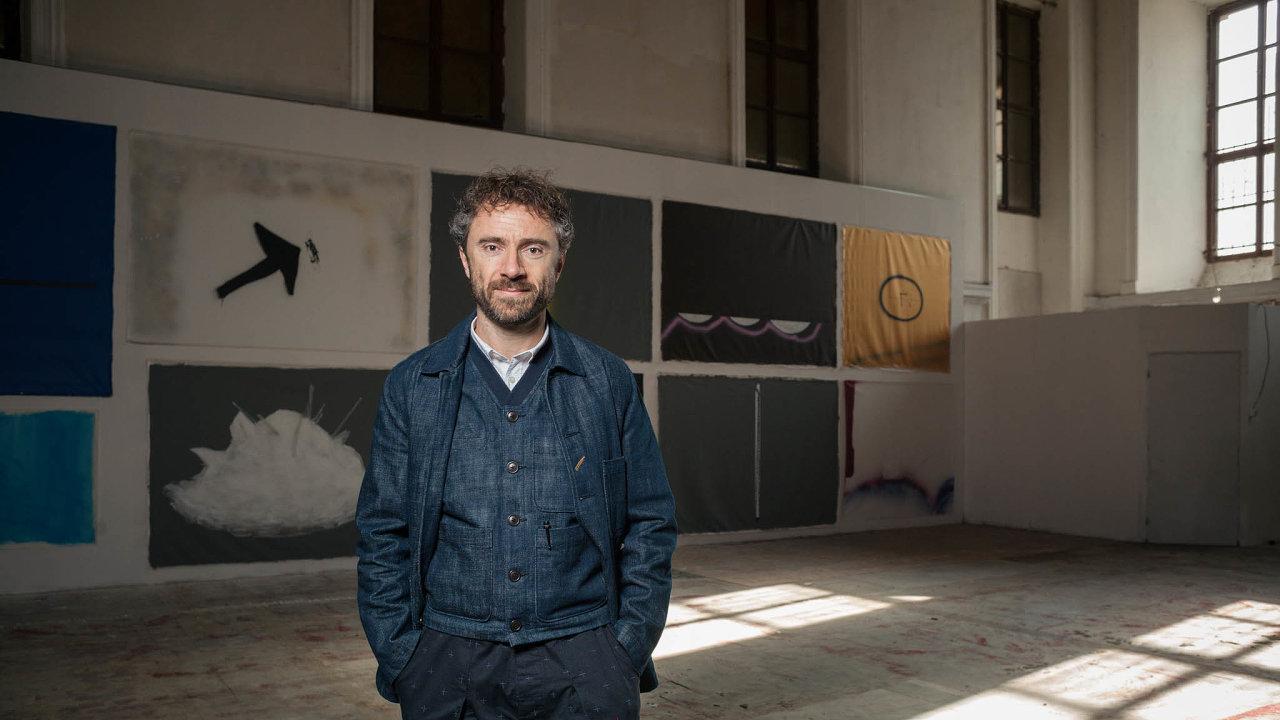 Britský designér Thomas Heatherwick