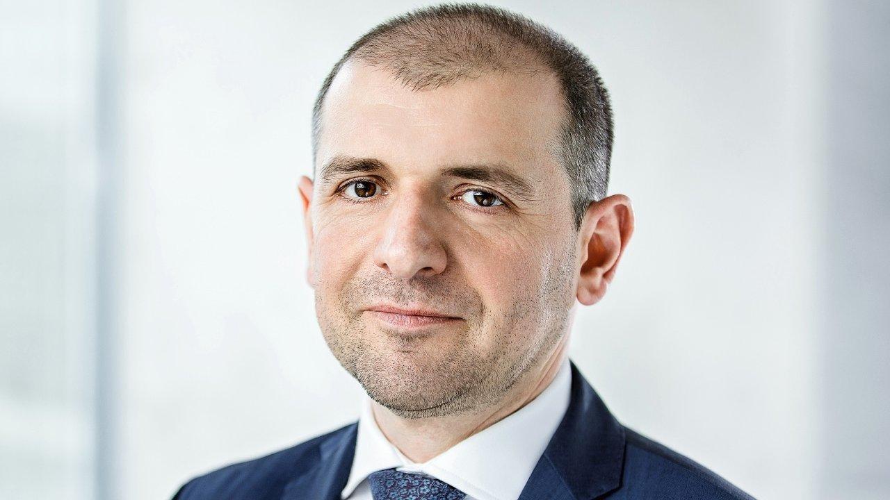 Martin Hrdlík, partner v advokátní kanceláři KPMG Legal