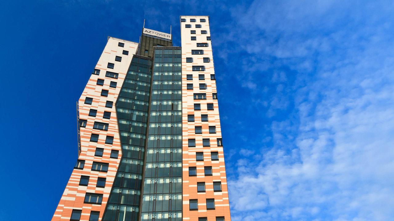 Jednou z nejvýznamnější realitních transakcí roku 2019 je prodej AZ Tower vBrně, která je se 111 metry nejvyšší budovou v Česku.