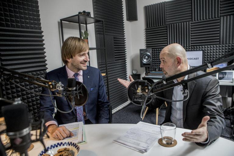 Adam Vojtěch podcast HN