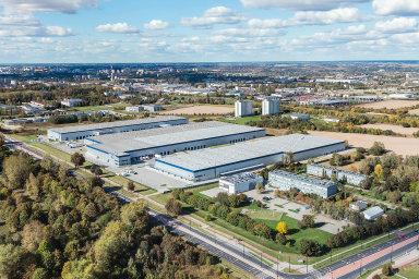 Park Lublin vPolsku je součástí portfolia Accolade Industrial Fund. Jeho součástí jsou čtyři sklady zabírající plochu téměř 74 tisíc metrů čtverečních. Accolade chce vPolsku posilovat inadále.