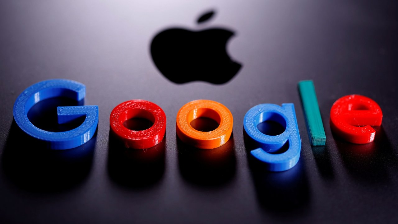 Apple a Google