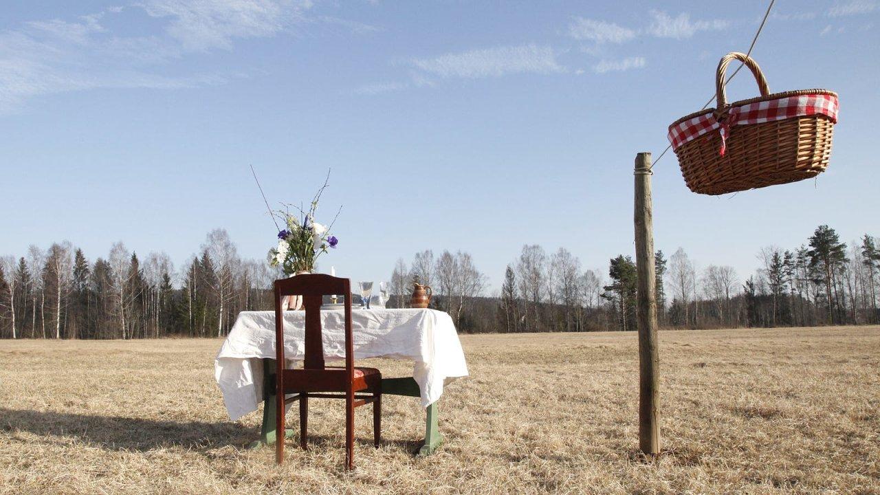 Švédská restaurace Stůl pro jednoho