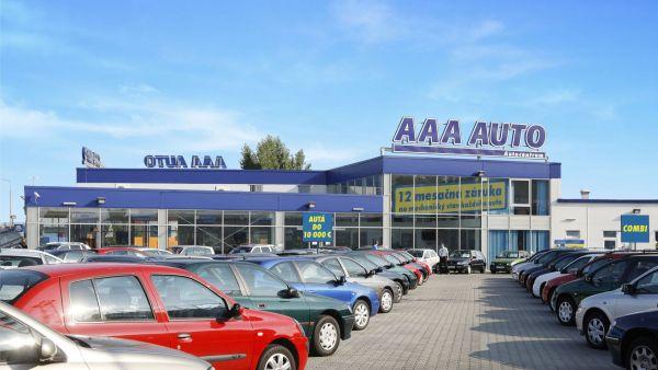 Prodejna AAA Auto