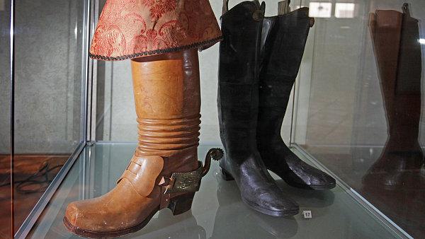 Výstava Boty, Botky, Botičky