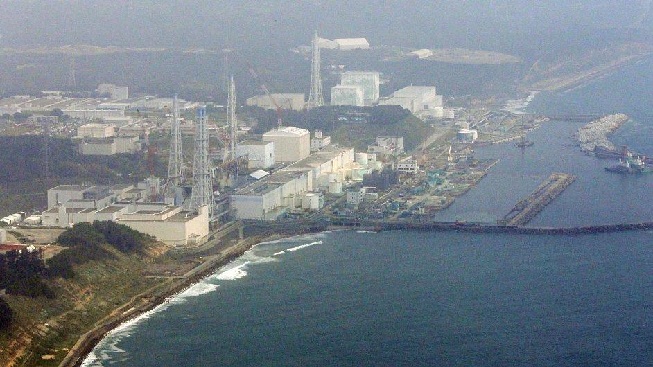 Japonská jaderná elektrárna Fukušima II