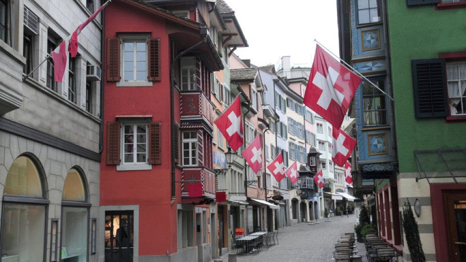 Švýcarsko.