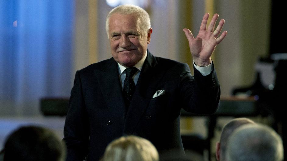Václav Klaus, ilustrační foto