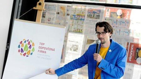 Soutěž TOP Odpovědná firma 2014 míří do finále.