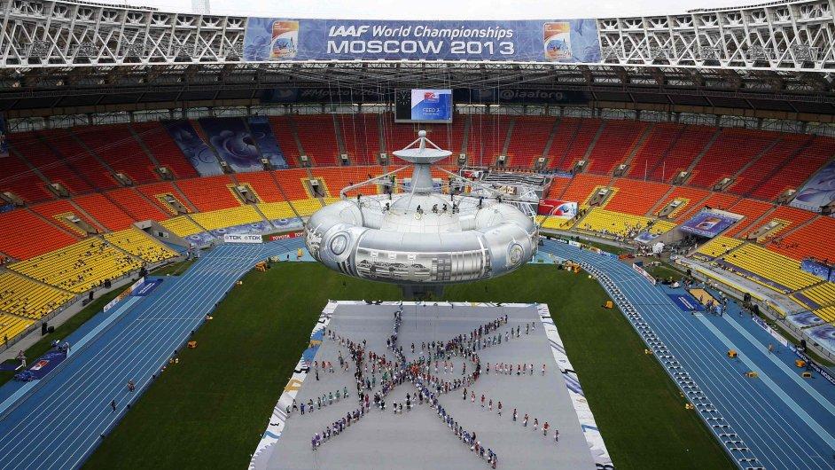 Mistrovství světa v atletice Moskva 2013