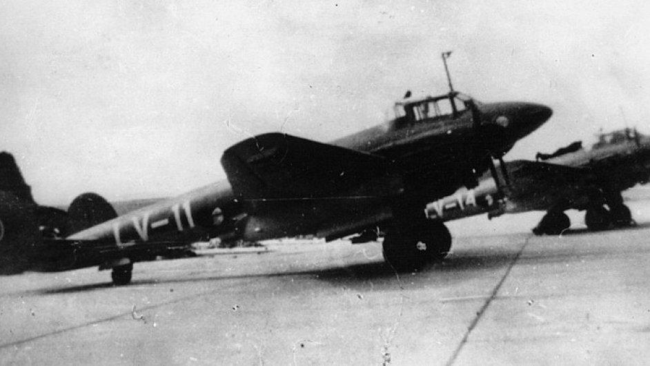 Bombardér Petljakov Pe-2