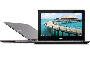 Chromebook Acer C720: Nejlevnější počítač se systémem od Googlu v něčem předčí i ultrabooky