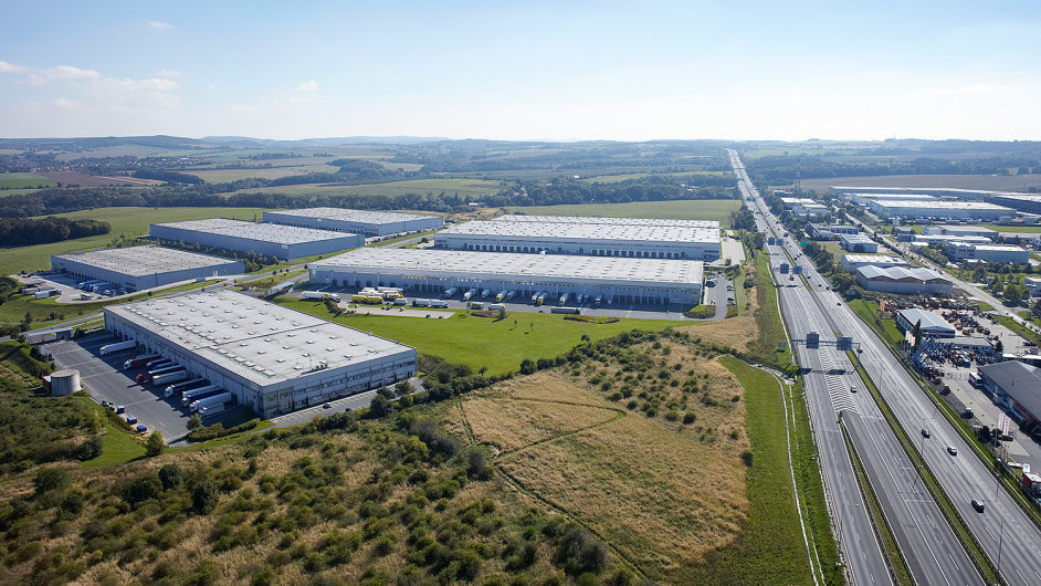 Prologis Park Prague D1 East 1