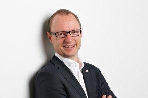David Vávra, finanční ředitel společnosti s.Oliver pro Česko a Slovensko