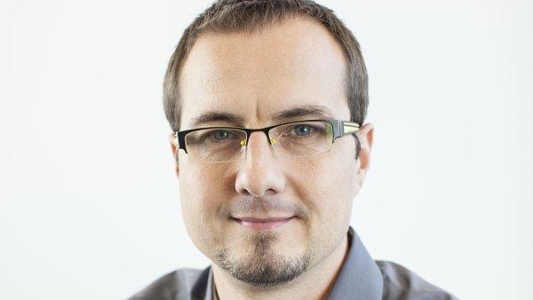Dalibor Smažinka, manažer obchodního rozvoje pro východní Evropu v Axis Communications.