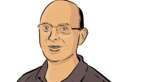 Spoluzakladatel start-upu WhatWine Matthew Gertner.