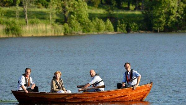 Zůstanou Merkelová a Cameron na jedné lodi?