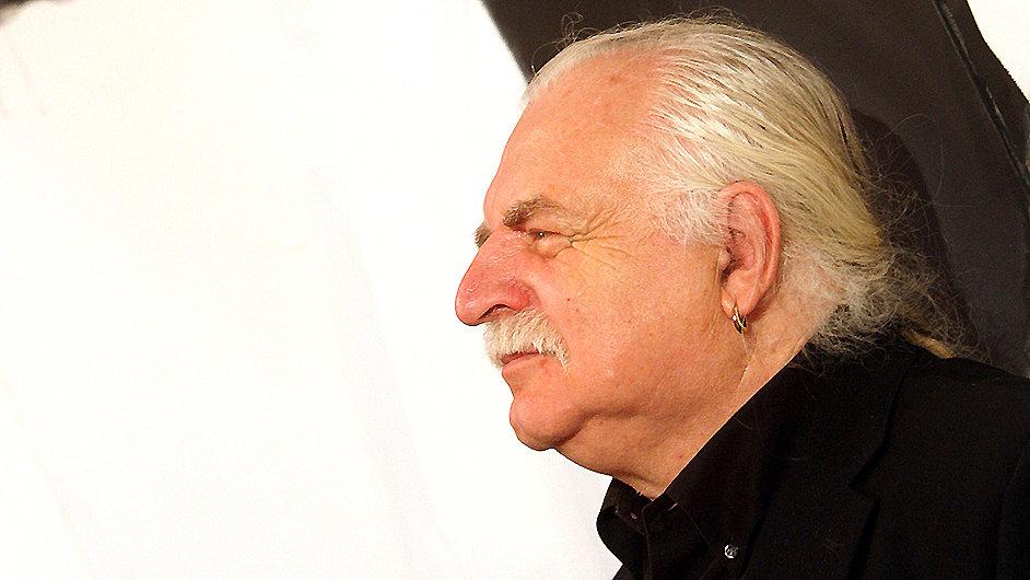 Milan Knížák vedl Národní galerii v letech 1999 až 2011.