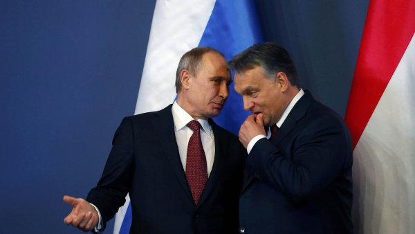Správnou odpovědí na Orbánovo koketování s Putinem je (střední) Evropa, která má Maďarsku co nabídnout.