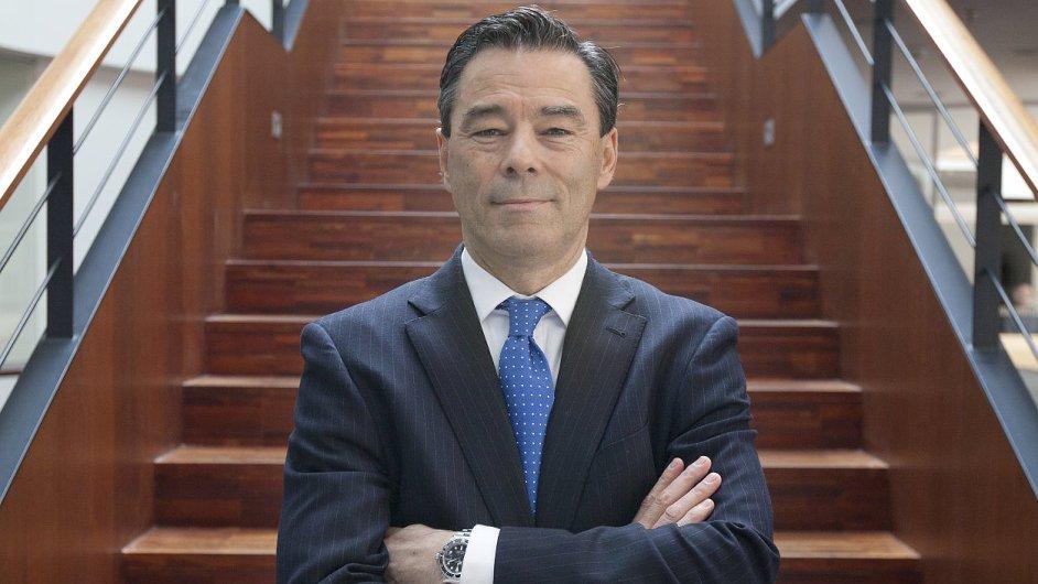 Torben Emborg, generální ředitel Nestlé pro Česko a Slovensko