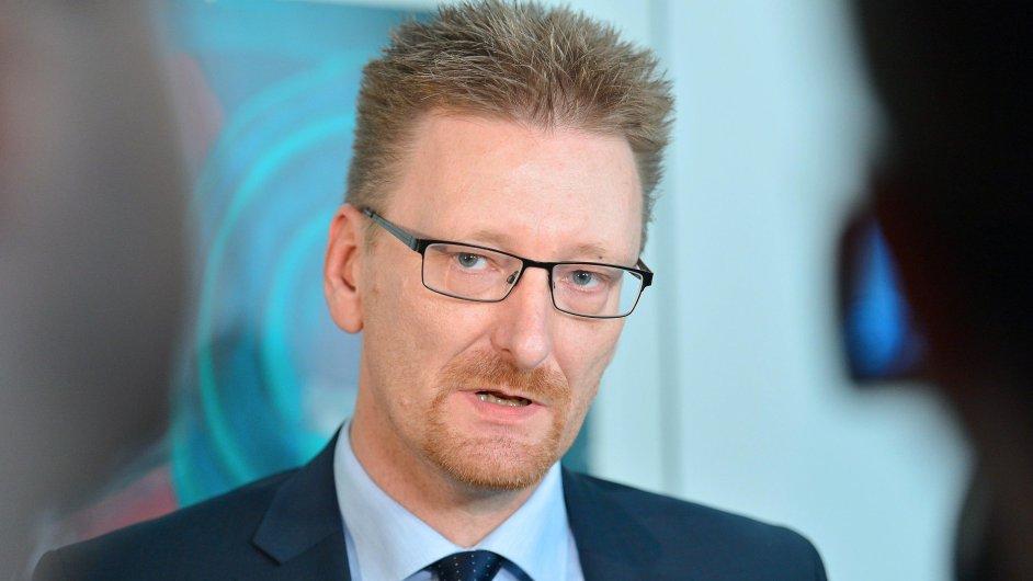 Místopředseda Úsvitu Marek Černoch