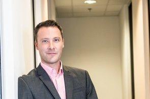 Jon Hill, generální ředitel české pobočky agentury Grafton Recruitment