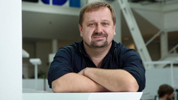 Šéfredaktor ČRo Vltava Petr Fischer
