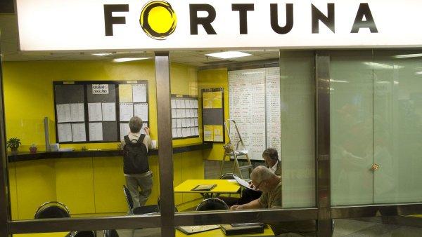 Fortuna pokles zisku odůvodňuje velkými investicemi do nového IT systému - Ilustrační foto.