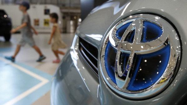 Japonská automobilka Toyota přeruší na šest dnů výrobu kvůli nedostatku oceli – ilustrační foto.
