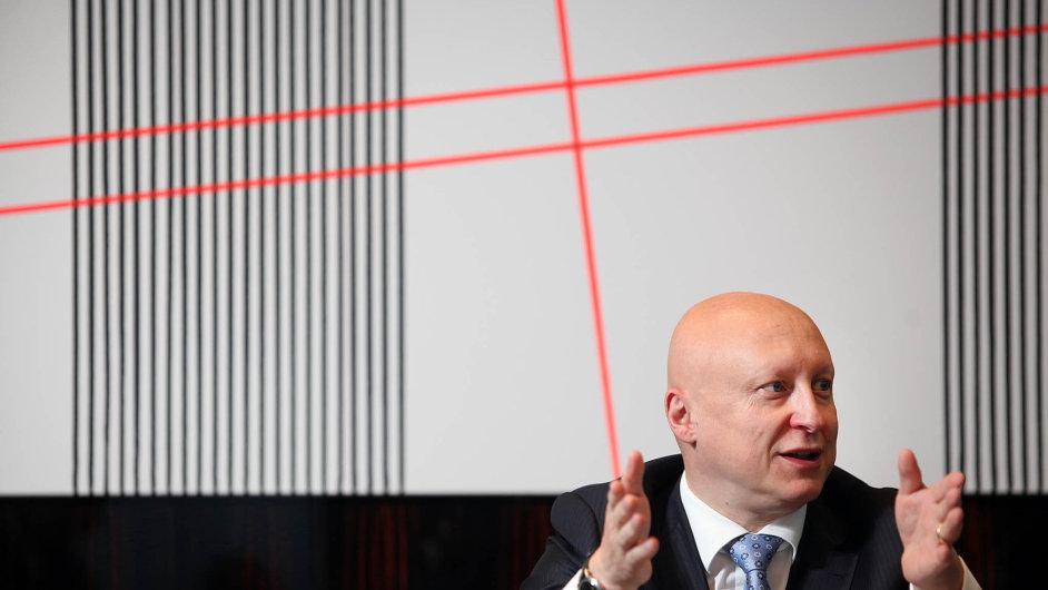 Šéf ČEZ Daniel Beneš zdůrazňuje, že firmě se podařilo naprovozních nákladech ušetřit 1,6 miliardy korun.