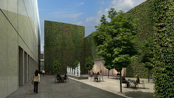 Jan��kovo kulturn� centrum Brno pro Atelier M1 architekti navrhli Pavel Joba, Jan H�jek a Jakub Havlas ve spolupr�ci s Pavlem Br�zdou.