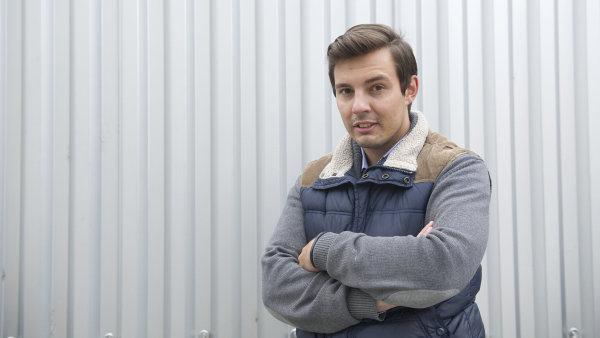 Tomáš Havran, zakladatel společnosti Datactive