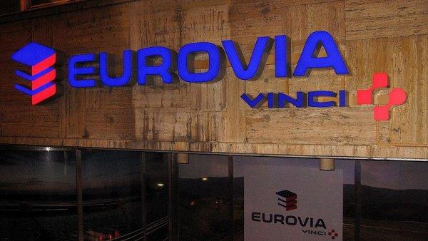 Zisk společnosti Eurovia loni meziročně vzrostl o 63 procent.
