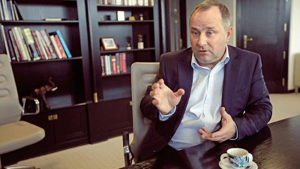 Tomáš Salomon, ředitel České spořitelny