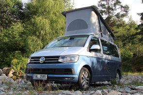 Volkswagen California: Hotel na čtyřech kolech, který láká cestovatele už desítky let