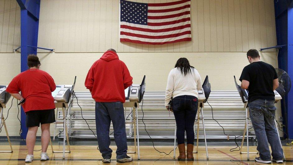 USA, volby, prezident, Ohio