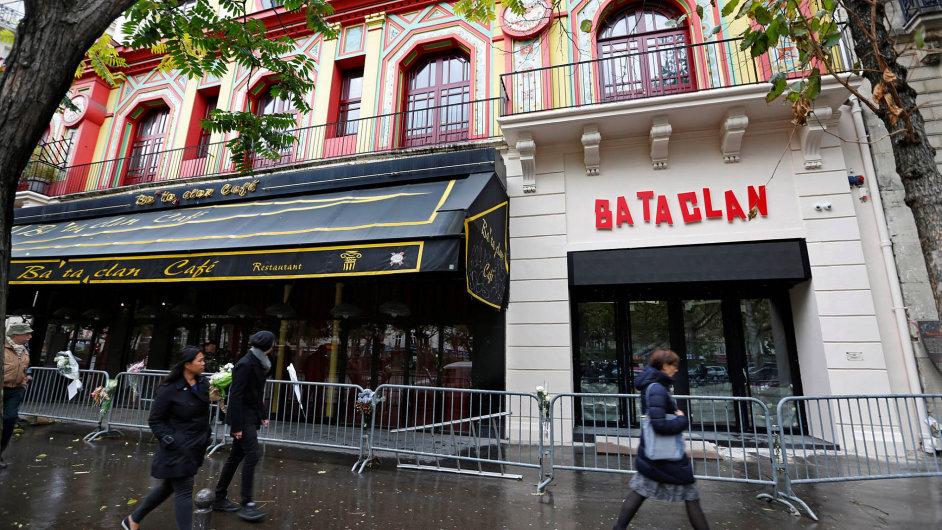 Rok odútoků se pařížský koncertní klub Bataclan opět otevře. Vsobotu zde vystoupí britský zpěvák Sting.