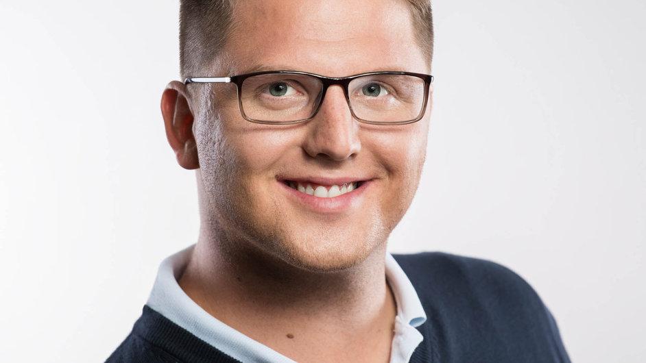 Zakladatel firmy Flatio Radim Rezek.