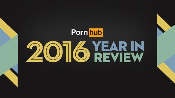 PornHub Insights je asi nejodvážnější content marketing na světě...