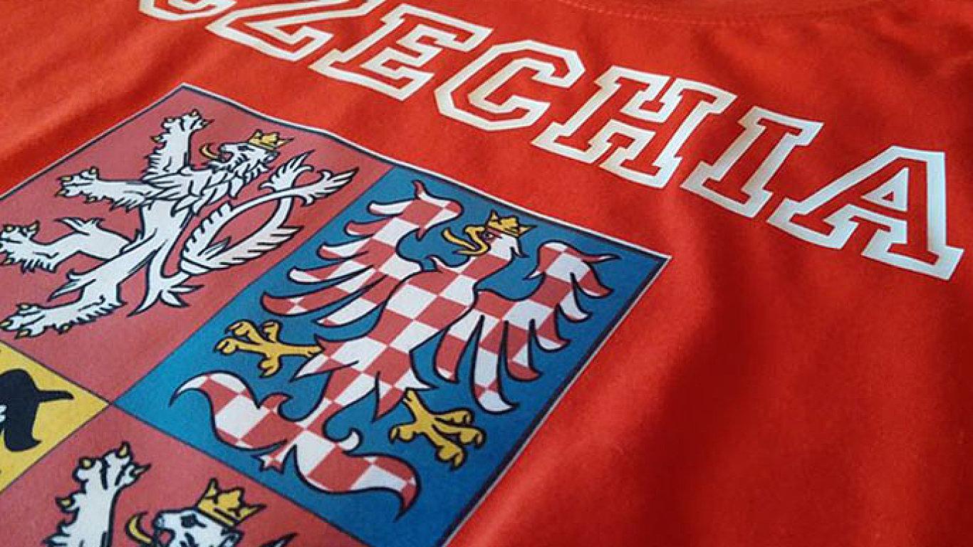 Czechia - dres.