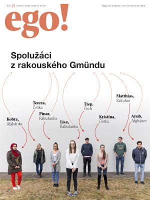ego! 14. 10. 2016