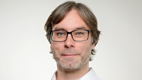 Petr Zettner, šéfredaktor Rádia Junior