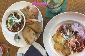Zápisky protivného hosta: Hotel Kristian pod Boubínem nabízí poctivou šumavskou gastronomii