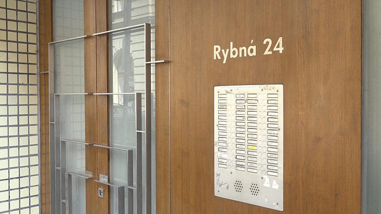 3746 firem na jedné adrese. Podívejte se do největšího virtuálního sídla v Praze 1.