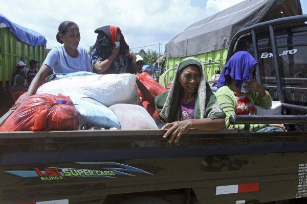 Bali, evakuace, sopka
