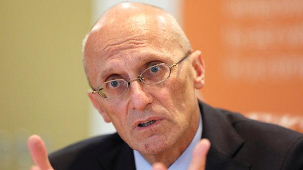 Současný předseda Evropského bankovního úřadu Andrea Enria.