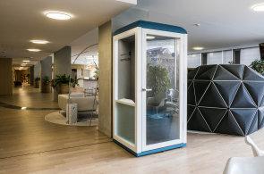 Řešení akustiky dodatečně se kancelářím prodraží